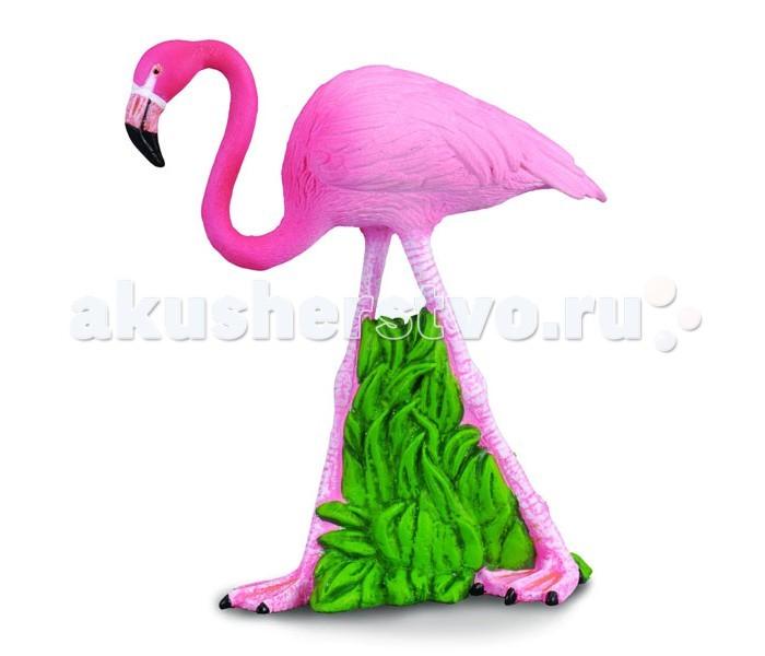 Игровые фигурки Gulliver Collecta Фигурка Фламинго 8.5 см игровые фигурки gulliver collecta фигурка аллозавр 15 5 см