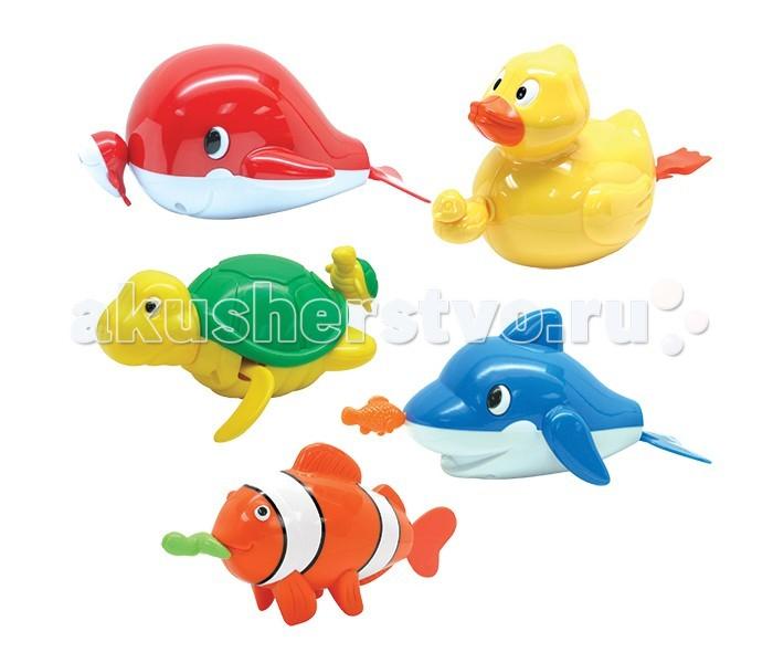 Игрушки для ванны Умка Заводная игрушка игрушка заводная автомобили 6см