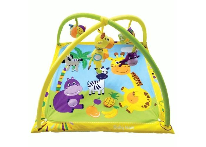 Развивающие коврики Felice Зоопарк, Развивающие коврики - артикул:420944