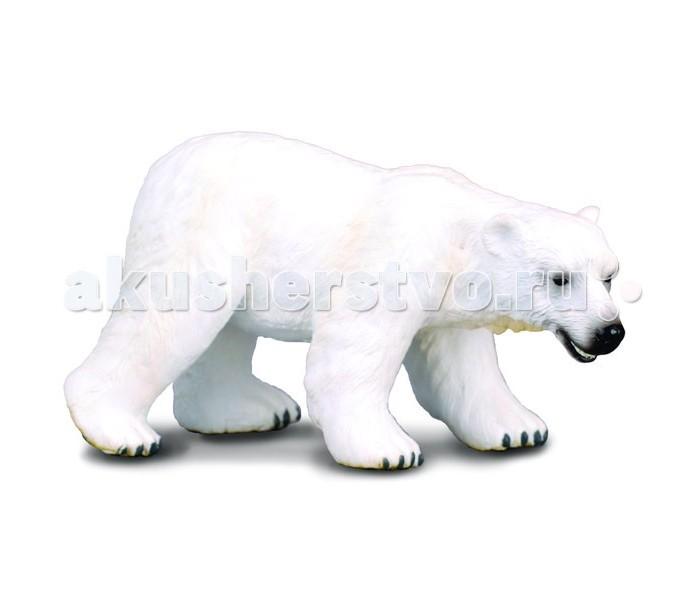 Игровые фигурки Gulliver Collecta Фигурка Полярный медведь 12.9 см игровые фигурки gulliver collecta фигурка тигр 12 см