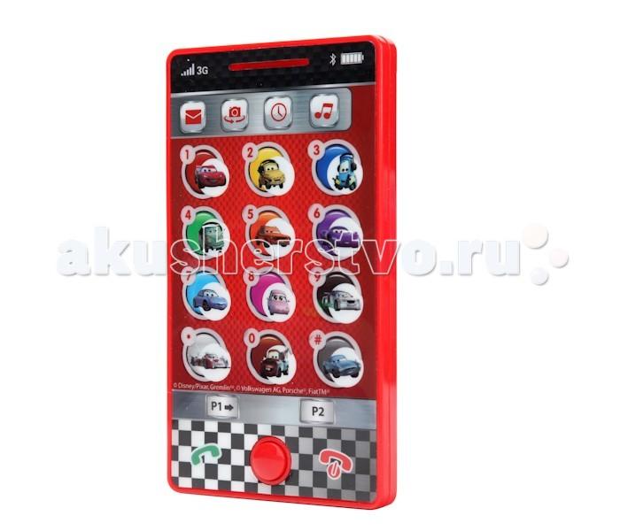Электронные игрушки Умка Сенсорный телефон Тачки викторина умка тачки 500 вопросов