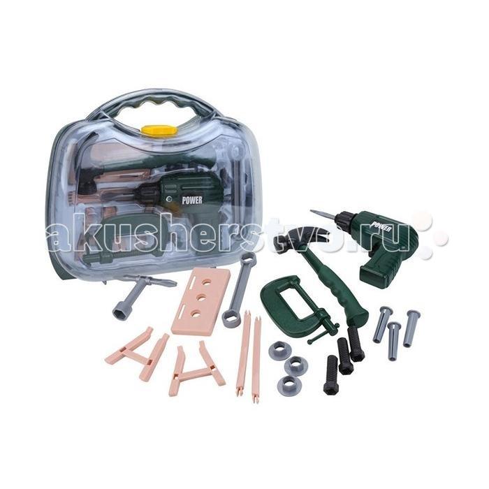 Ролевые игры Yako Игрушка детская Набор инструментов Y12481196 кукла yako m6579 6