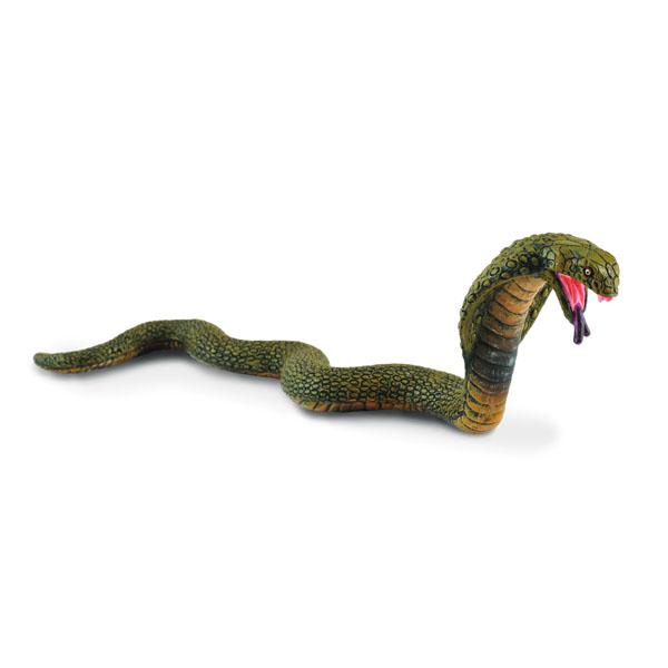 Игровые фигурки Collecta Фигурка Королевская кобра 16 см