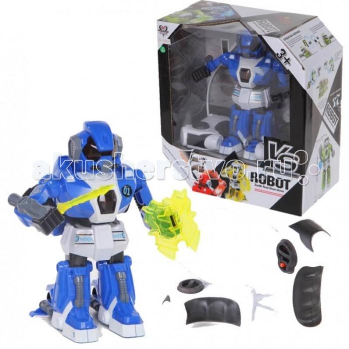 Интерактивные игрушки Yako Робот на радиоуправлении Y16462776 игра yako кухня y18614127