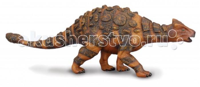 Игровые фигурки Gulliver Collecta Фигурка Анкилозавр 17 см фигурка good dinosaur юный анкилозавр малая подвижная 12 см 62006