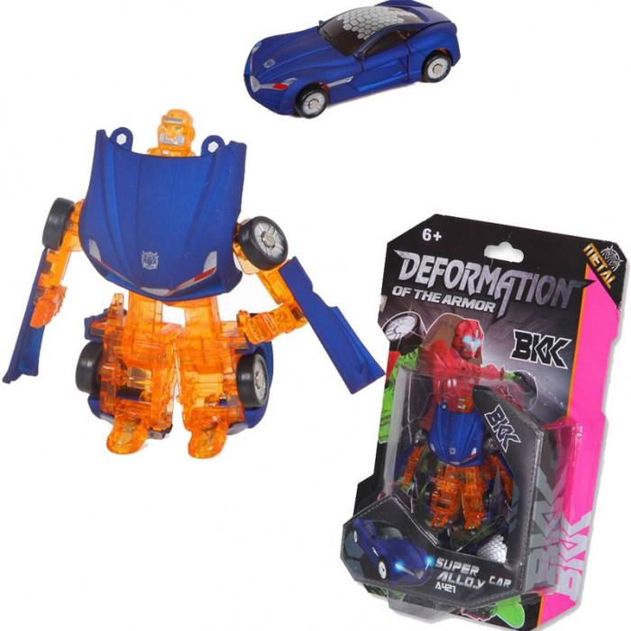 Игровые фигурки Yako Трансформер Y3686096-2 интерактивные игрушки yako робот y2055209