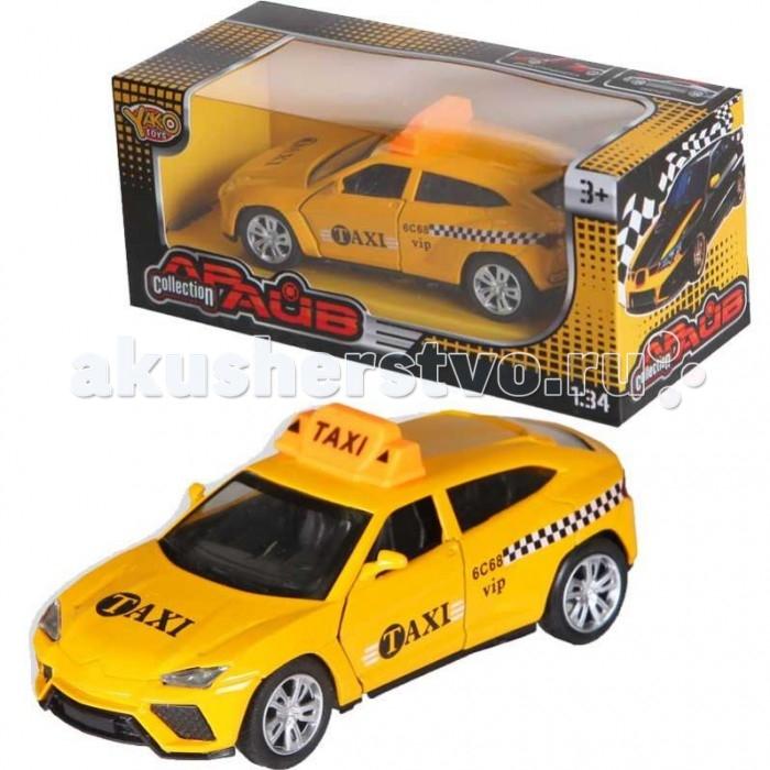 Машины Yako Машина инерционная M6126 игрушка yako m6126