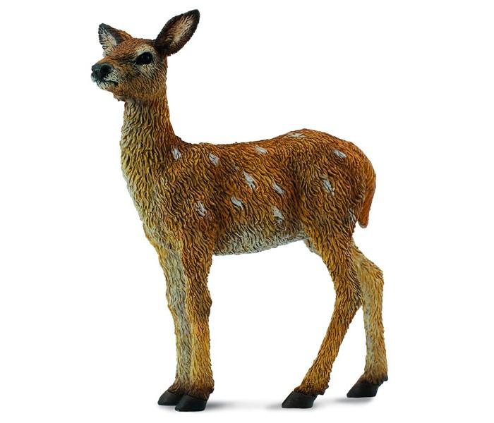 Игровые фигурки Gulliver Collecta Фигурка Оленёнок 5.5 см шкатулка оленёнок в лесу 17х13х5 см 175233
