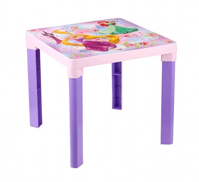 Пластиковая мебель Disney Стол детский Принцессы