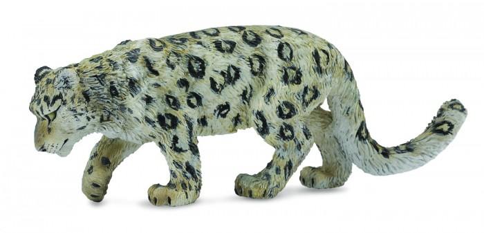 Игровые фигурки Gulliver Collecta Фигурка Снежный леопард 12 см игровые фигурки gulliver collecta фигурка тигр 12 см