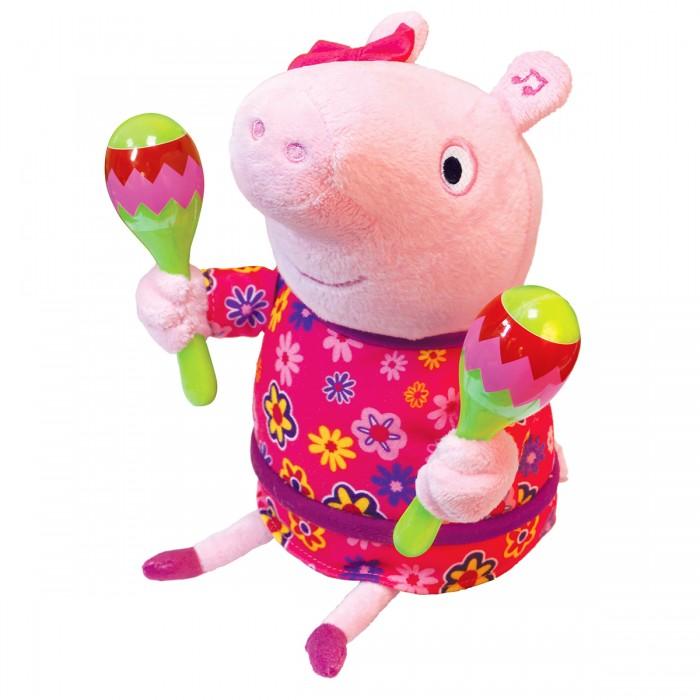 Купить Интерактивные игрушки, Интерактивная игрушка Свинка Пеппа (Peppa Pig) Пеппа с маракасами