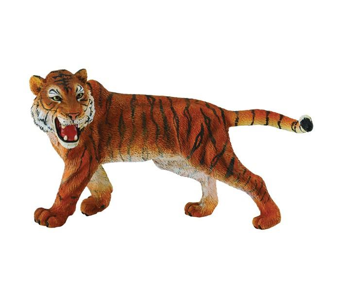 Игровые фигурки Gulliver Collecta Фигурка Сибирский тигр 12 см игровые фигурки gulliver collecta фигурка тигр 12 см