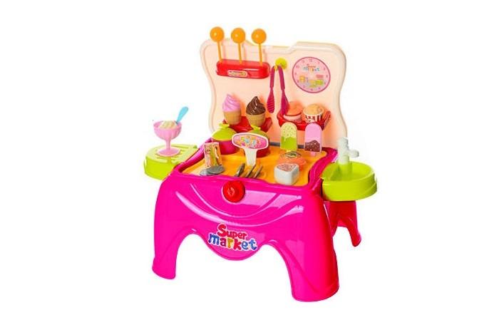 Ролевые игры Haiyunquan Игровой набор Супермаркет ролевые игры playgo игровой набор бытовой техники с тостером