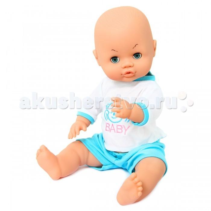 Куклы и одежда для кукол Lisa Jane Пупс Илюшка куклы и одежда для кукол lisa jane пупс 25 см 59458