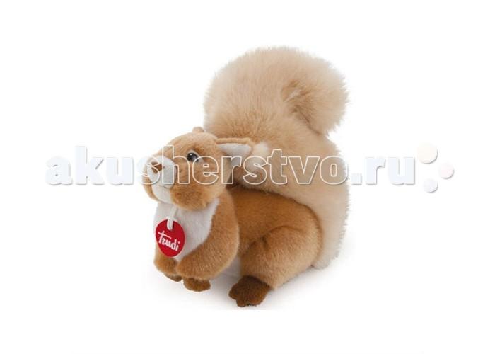 Мягкие игрушки Trudi Белочка Джинджер 33 см