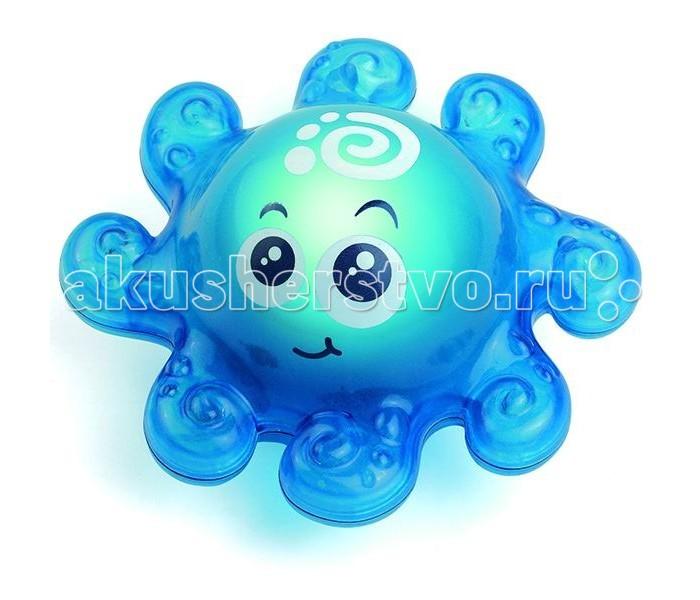 Hap-p-Kid Игрушка для ванной со световым эффектом Осьминожек