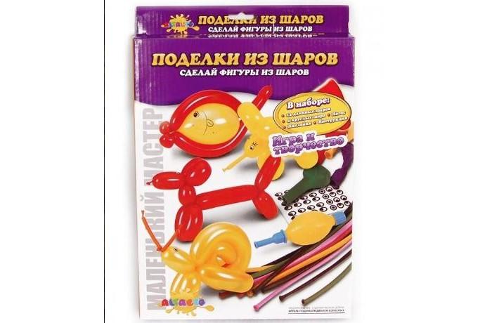 Наборы для творчества Galey Веселые шарики 80772 пенопластовые шарики для рыбалки в магазине в красноярске