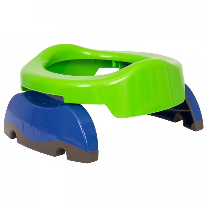 Гигиена и здоровье , Горшки Potette Plus дорожный с аксессуарами арт: 422839 -  Горшки