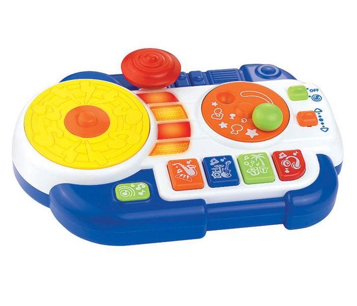 Музыкальные игрушки Hap-p-Kid Диджейский пульт