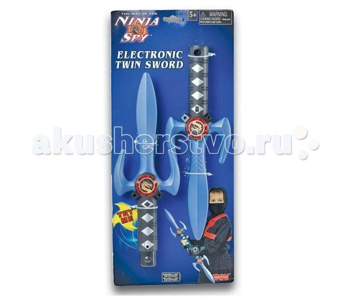 Hap-p-Kid Игровой набор Ниндзя Двойной меч 3915T