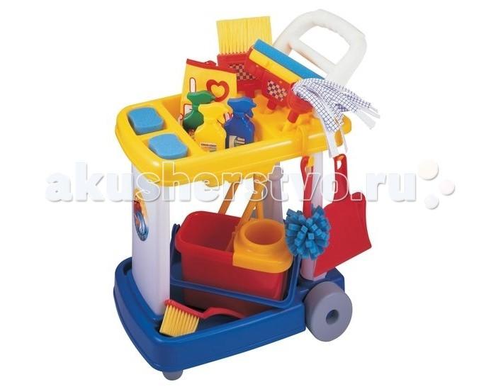 Ролевые игры Red Box Набор для уборки 15 предметов набор игровой red box набор инструментов 65105 65105