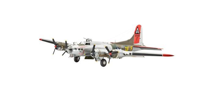 Конструкторы Revell Сборная модель самолета Боинг B-17G revell самолет бомбардировщик боинг b 17g летающая крепость американский