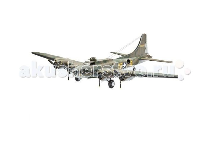 Купить Конструкторы, Конструктор Revell Самолет B-17F Memphis Belle