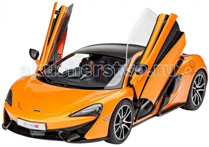 Конструкторы Revell Набор со сборной моделью Автомобиль McLaren 570S revell автомобиль shelby mustang revell