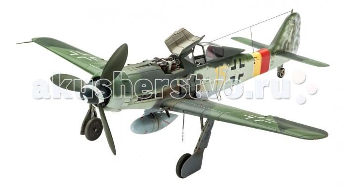 Сборные модели Revell Сборная модель истребитель Focke Wulf Fw 190 D-9 bannkreis erfurt