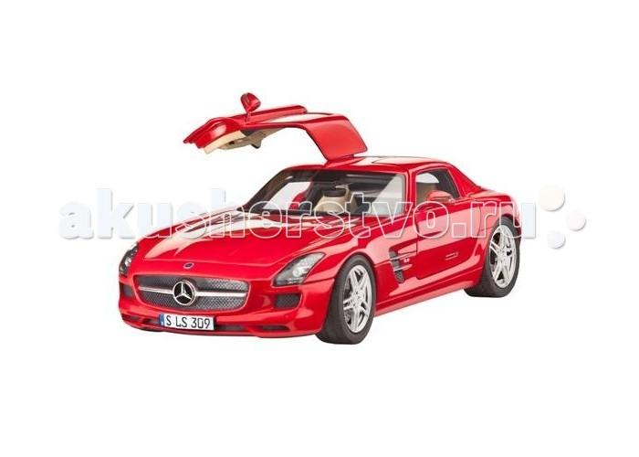 Конструкторы Revell Набор со сборной моделью автомобиля Mercedes SLS AMG толстовка shelter