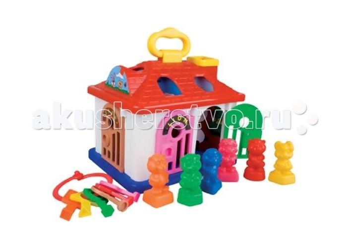 Сортеры Red Box Домик-сортер ZOO сортеры лэм сортер игрушки