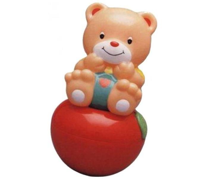 Развивающие игрушки Red Box Неваляшка Мишка фиксатор двери мир детства мишка