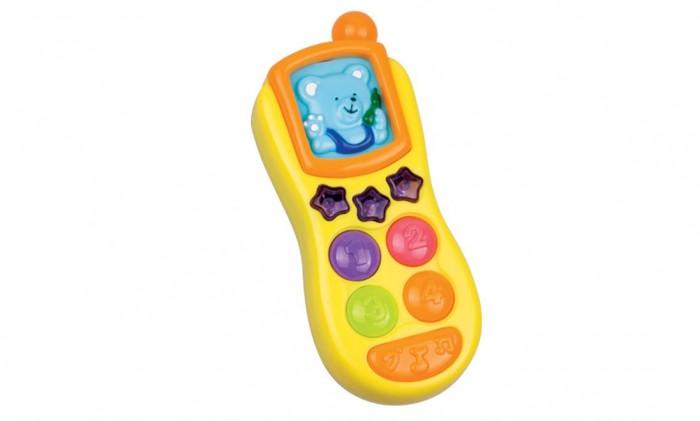 Электронные игрушки Red Box Музыкальный телефон развивающие игрушки red box телевизор 25502