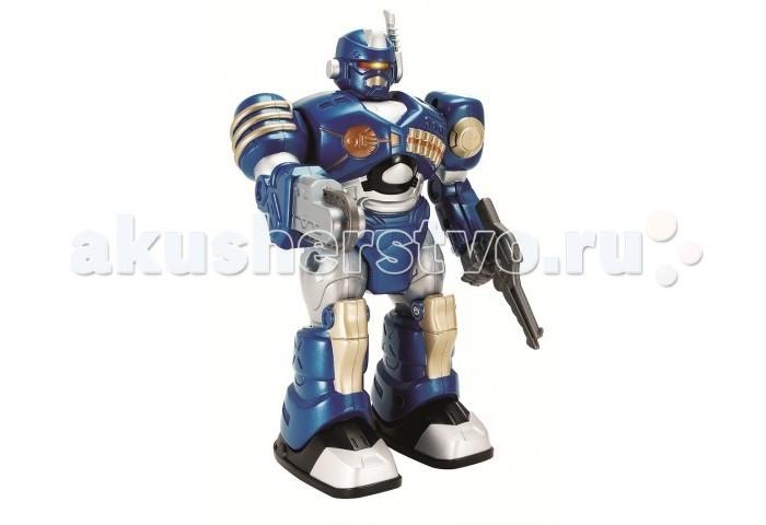 Роботы Hap-p-Kid Игрушка-робот Polar Captain 17.5 см 4075T настольные игры hap p kid пинбол домашние животные