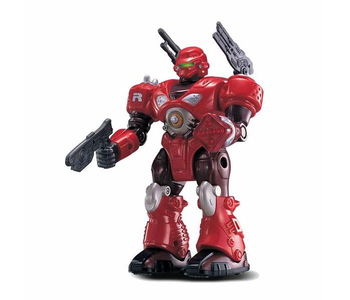 Роботы Hap-p-Kid Игрушка-робот Red Revo 17.5 см 3578T настольные игры hap p kid пинбол домашние животные