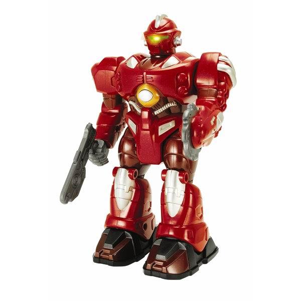 Роботы Hap-p-Kid Игрушка-робот Red Revo 17.5 см 4077T игрушка робот red revo 17 5 см hap p kid