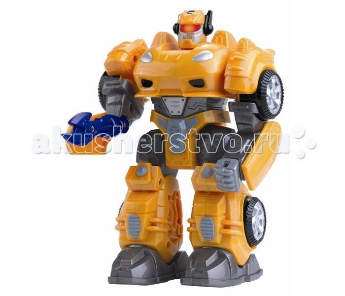 Игровые фигурки Hap-p-Kid Робот-трансформер MARS 7 игровые фигурки hap p kid робот трансформер ретро синий