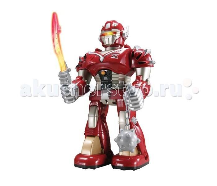 Роботы Hap-p-Kid Робот-воин (красный) 26 см hap p kid робот воин красный 3568t