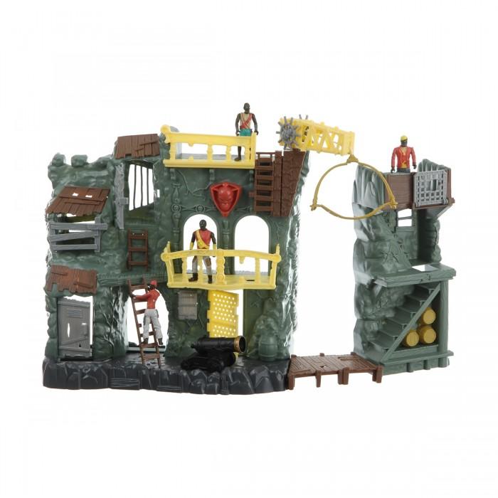 Игровые наборы Red Box Игровой набор электронная Пиратская крепость двери форпост в зеленограде