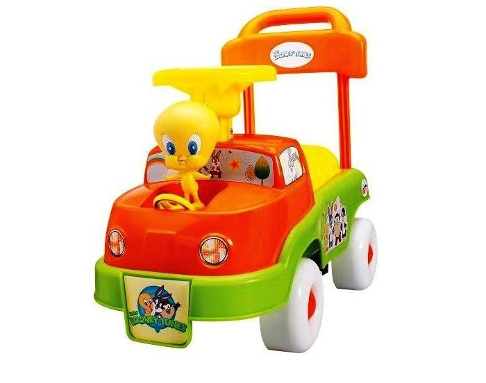 Детский транспорт , Каталки Happy Well Looney Tunes арт: 424149 -  Каталки