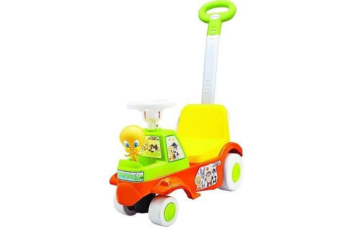 Детский транспорт , Каталки Happy Well Looney Tunes 06570 арт: 424164 -  Каталки