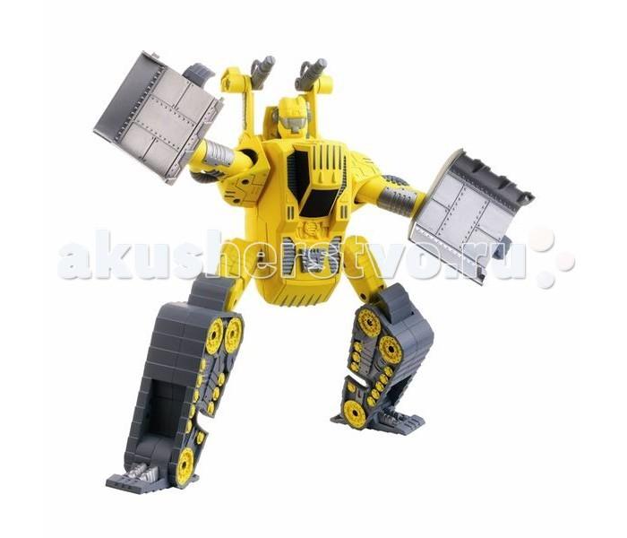Hap-p-Kid Робот-трансформер Ретро желтый