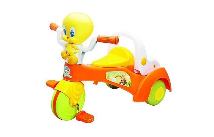 Детский транспорт , Трехколесные велосипеды Happy Well Looney Tunes 06580 арт: 424184 -  Трехколесные велосипеды