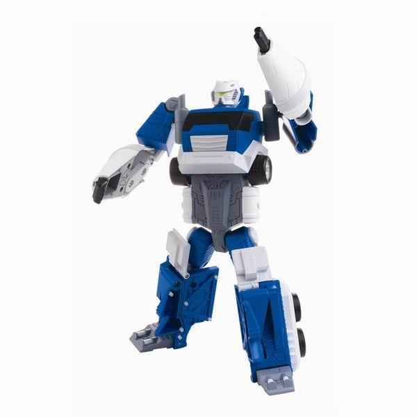 Hap-p-Kid Робот-трансформер Ретро