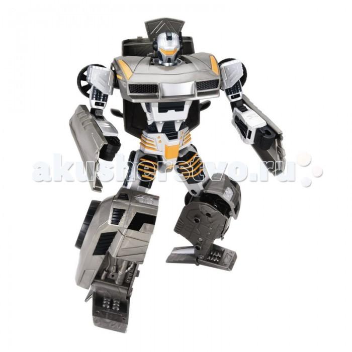 Роботы Hap-p-Kid Робот-трансформер Спорт 4112T фигурки игрушки hap p kid пингвиненок на катере