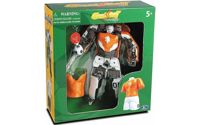 Роботы Happy Well Робот-трансформер Футбольная форма 85030 роботы happy well робот трансформер jaguar xj220 1 24