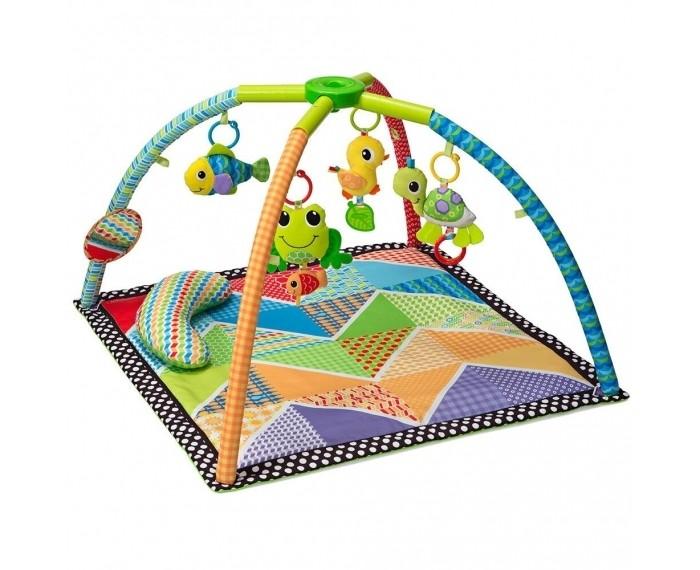Развивающие коврики Infantino Озеро 5372, Развивающие коврики - артикул:424604