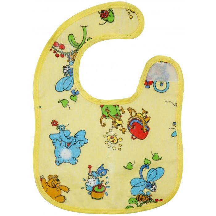 Детские фартуки Колорит Фартук из хлопок с ПВХ на липучке 22х22 см фартуки кухонные dekortex фартук хлопок комбинированный