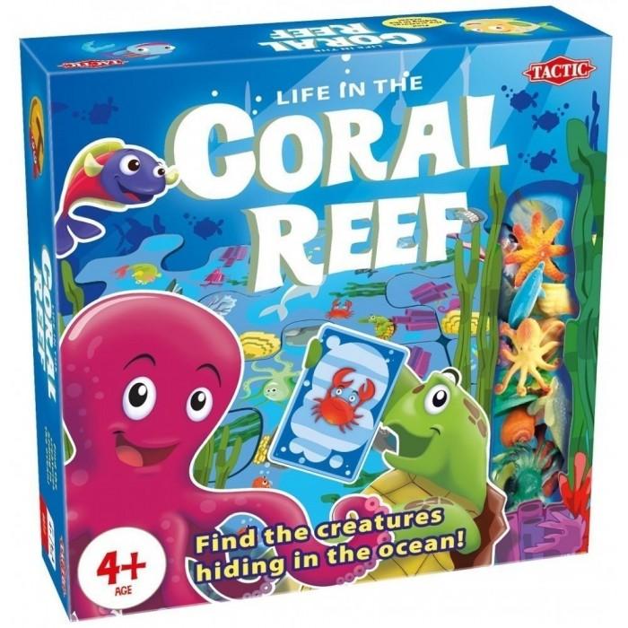 Настольные игры Tactic Games Настольная игра Коралловый риф