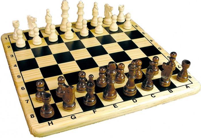 Настольные игры Tactic Games Настольная игра Шахматы (коллекционная серия)